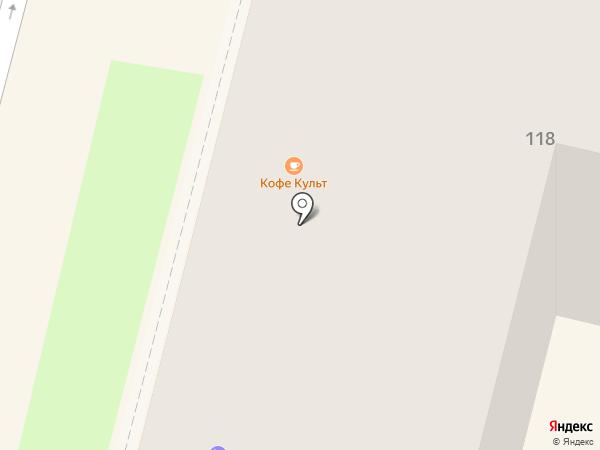 Black Bull на карте Калуги