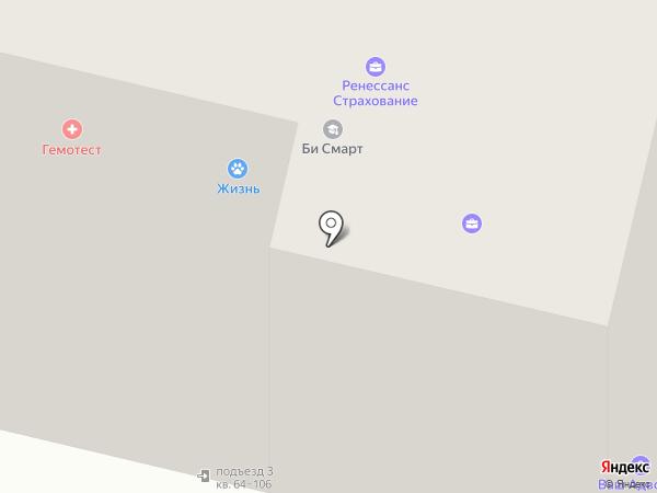 Юлсан.рф на карте Калуги