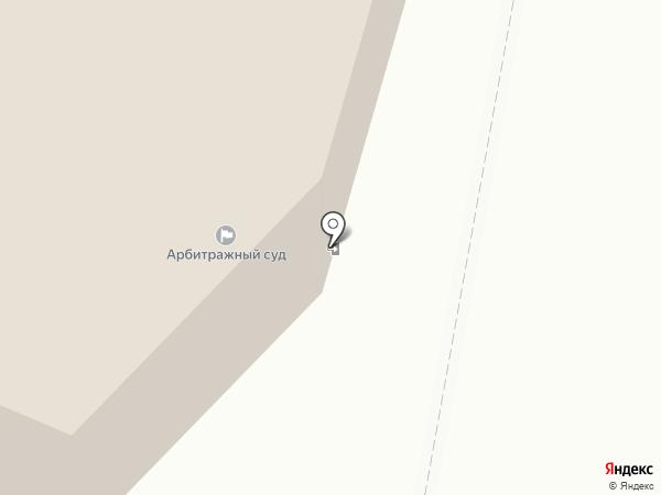 Арбитражный суд Калужской области на карте Калуги