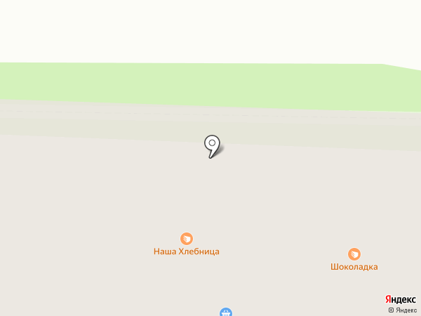 Киоск молочных продуктов на карте Калуги