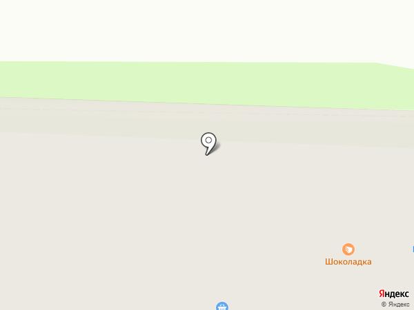Молочные продукты на карте Калуги