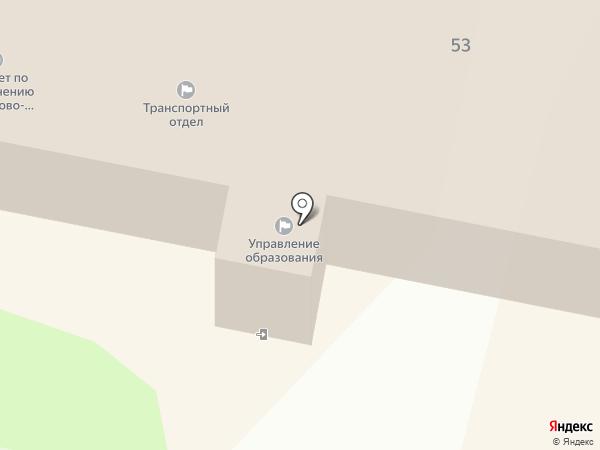 Управление образования г. Калуги на карте Калуги