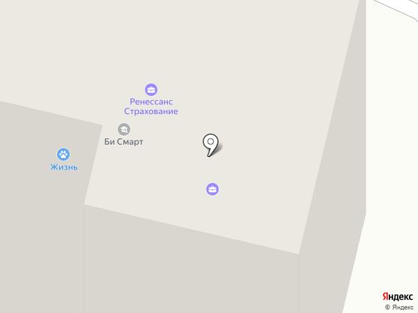 Дом здоровья на карте Калуги