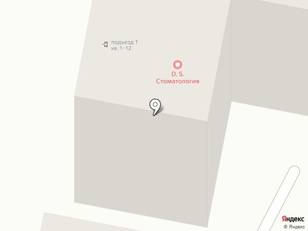 Клиника семейной стоматологии на карте Калуги
