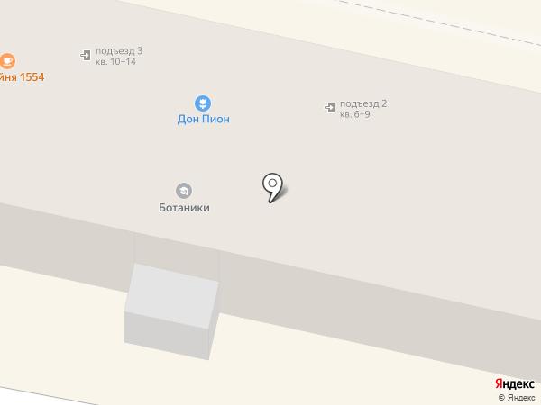 Крепеж + на карте Калуги