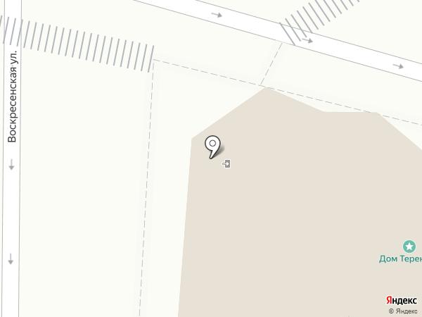 Дворец торжеств на карте Калуги
