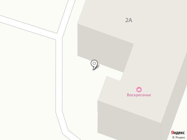 Арт-Этаж Воскресенье на карте Калуги