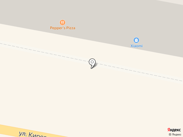 Yes Pizza на карте Калуги