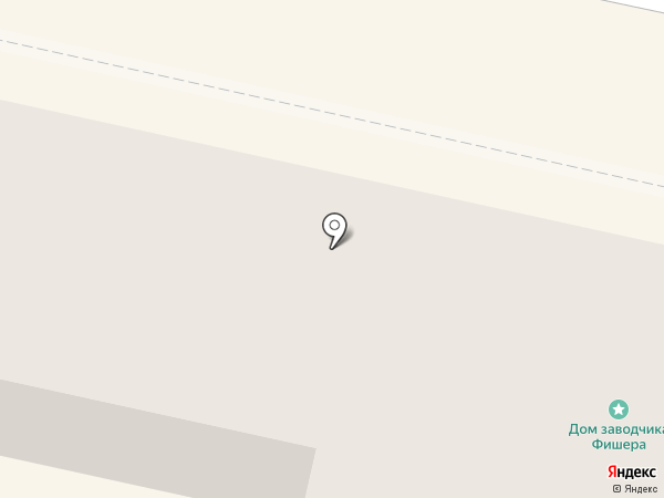 Натали Турс на карте Калуги