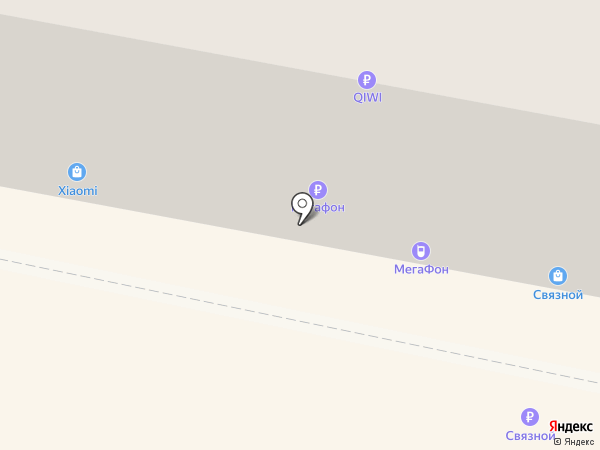 Империя сумок на карте Калуги