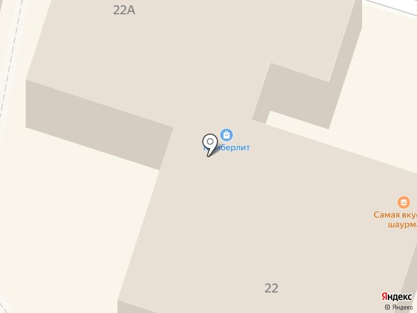 Магазин штор и карнизов на карте Калуги
