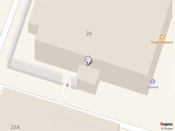 Юлия на карте Калуги