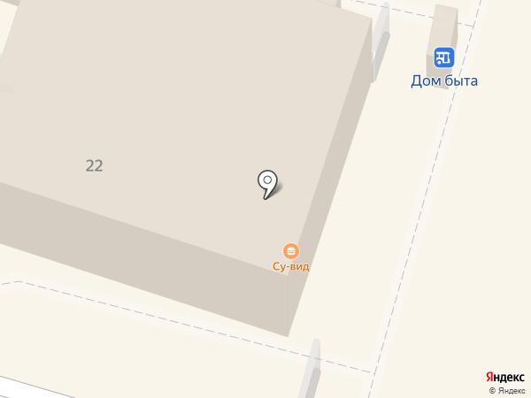 Солнышко на карте Калуги