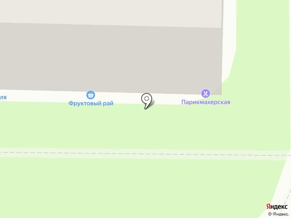 Находка на карте Калуги