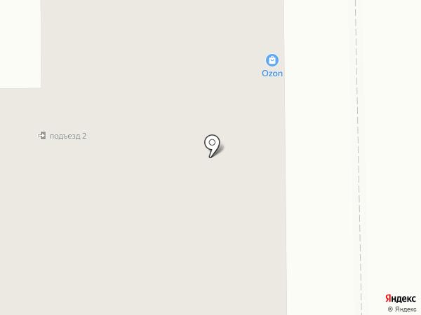 ОЛАН на карте Калуги