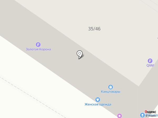 Офисная планета на карте Калуги