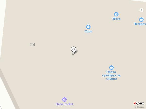 Горячая выпечка и кондитерские изделия на карте Калуги