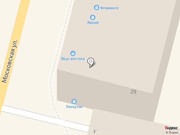 Дом Вина на карте Калуги