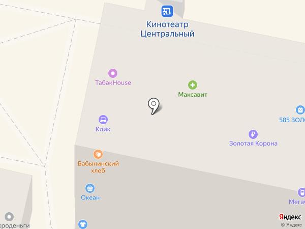 Основа снов на карте Калуги