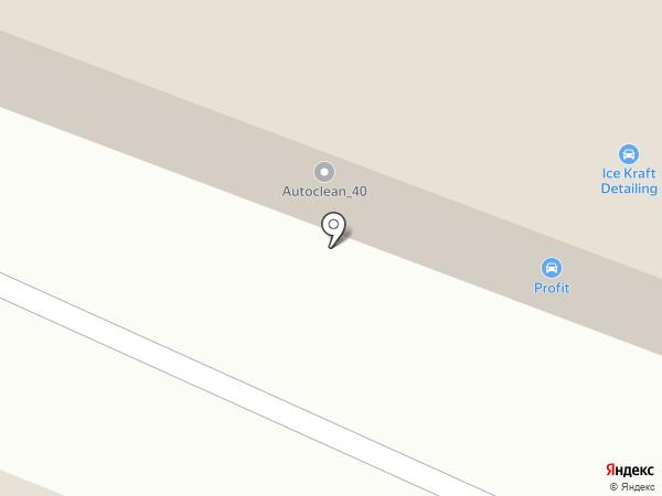 MaxPerfomance на карте Калуги