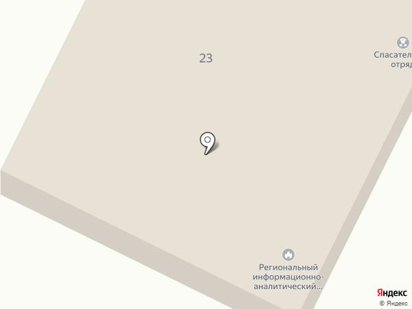 Главное Управление МЧС России по Калужской области на карте Калуги