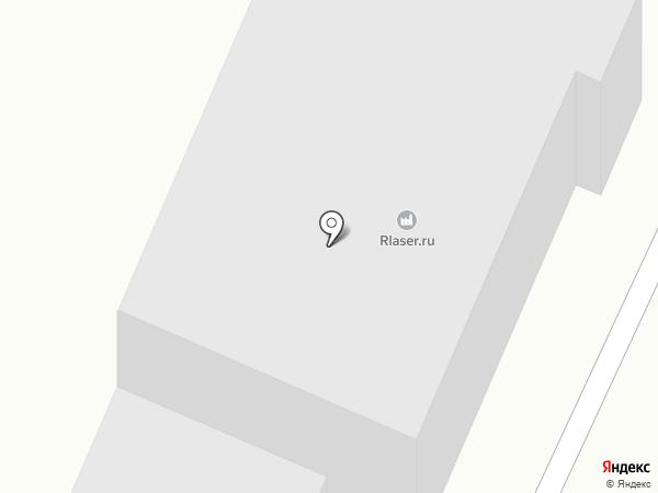 Азалия на карте Калуги