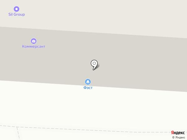 ПЕГАС на карте Калуги