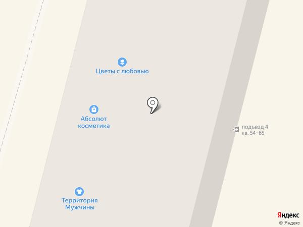 Карусель на карте Калуги