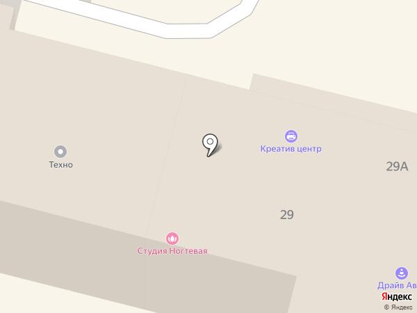 Типография г. Калуги на карте Калуги