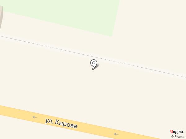 Киоск по продаже печатной продукции на карте Калуги