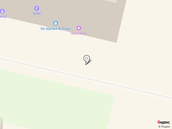 Лекко на карте Калуги
