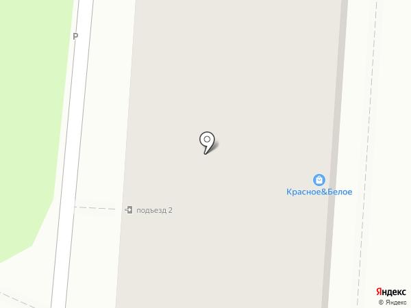 Центральная сберкасса, КПК на карте Калуги