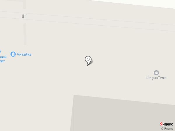Лилу на карте Калуги
