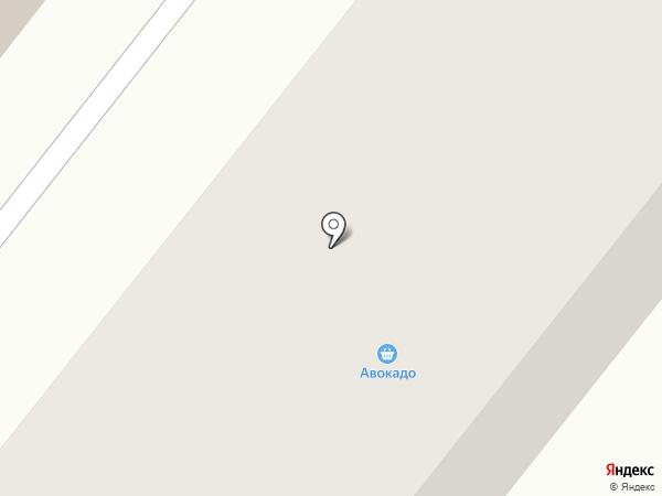 Продуктовый магазин на карте Калуги