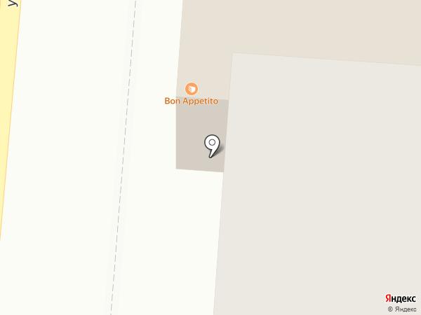 Магазин горячей выпечки на карте Калуги