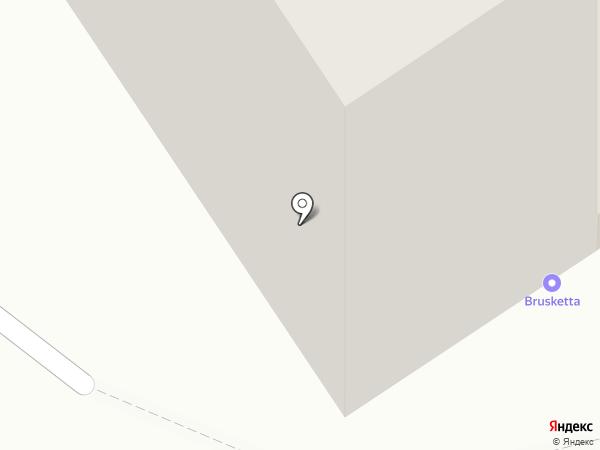 Служба хозяйственного и транспортного обеспечения, МКУ на карте Калуги
