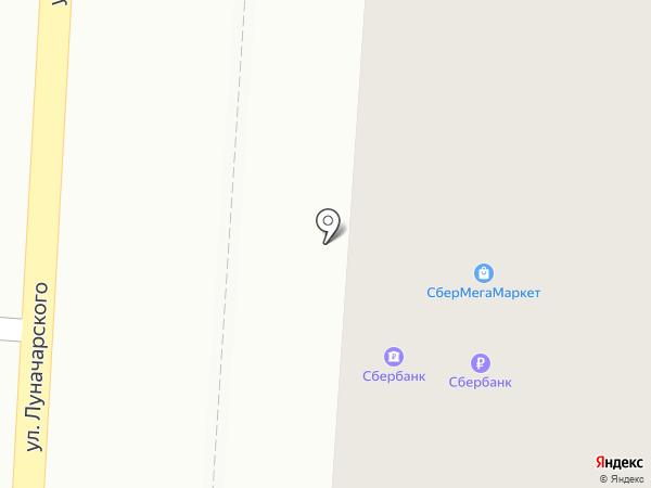 Платежный терминал на карте Калуги
