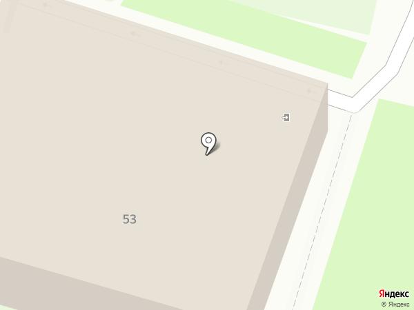 Калужская таможня на карте Калуги