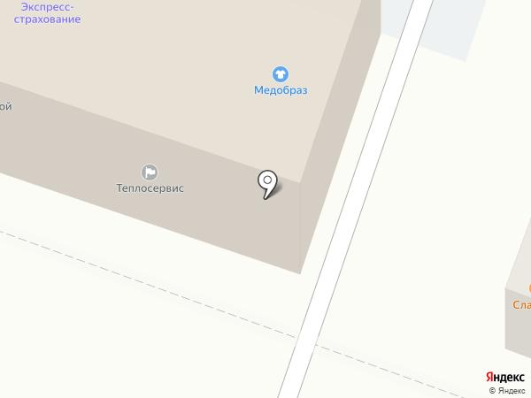ЛАУРА на карте Калуги