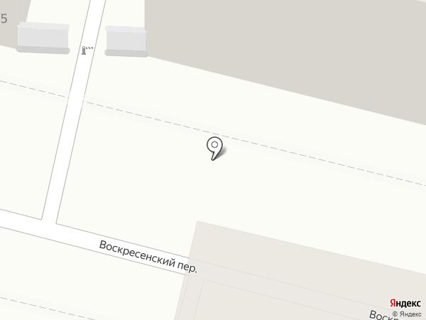 Лакомка на карте Калуги