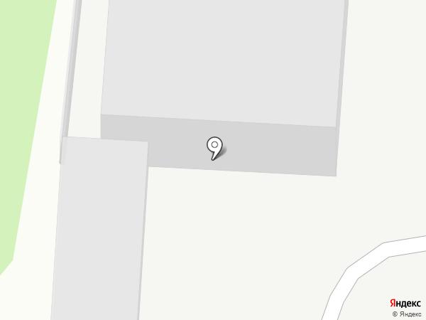 Специализированное монтажно-эксплуатационное управление, МБУ на карте Калуги