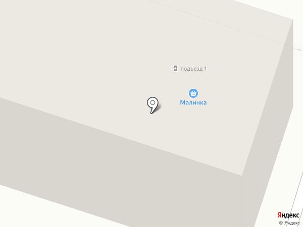 ОВА на карте Калуги