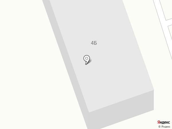 Калуга-Сити на карте Калуги
