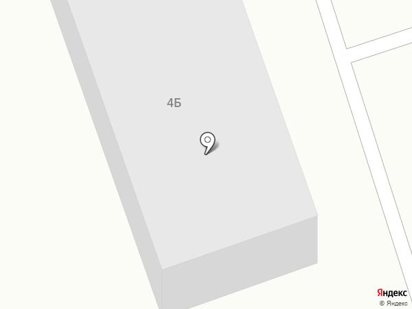 Воробьев Н.И. на карте Калуги