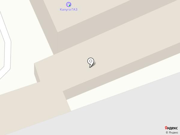 Вега на карте Калуги