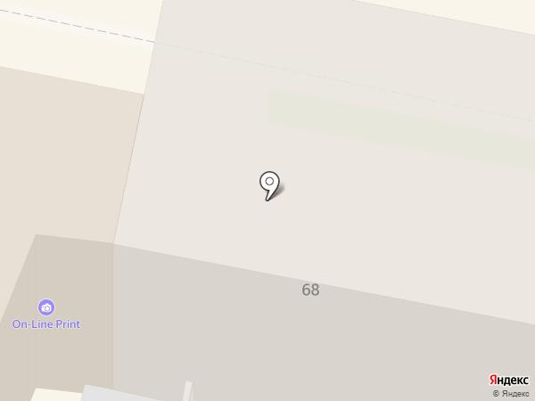 Банкомат, Банк Югра, ПАО на карте Калуги