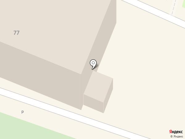 Творческая мастерская Драган В.П. на карте Калуги