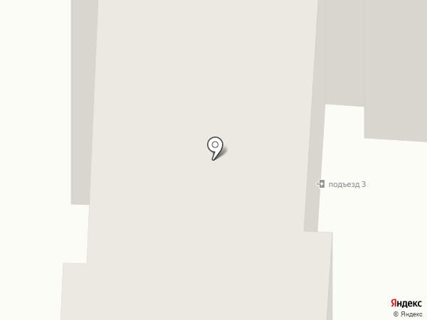 Плик на карте Калуги