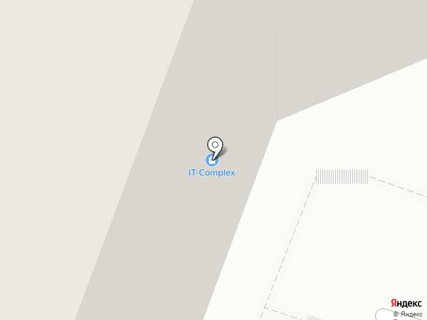 Анютка на карте Калуги
