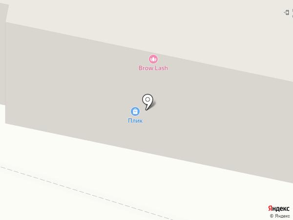 Вафукан на карте Калуги